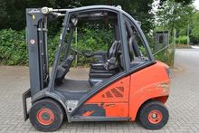 Used 2009 Linde H30D