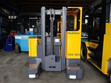 Used 2002 Hubtex VQ2