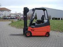 Used 1996 Linde E 20