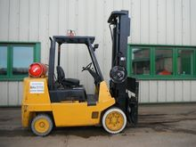 Used 1990 Hyster S4-