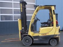 Used 2010 Hyster H 1