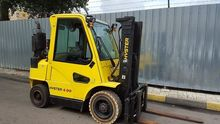 Used 2005 Hyster H4.