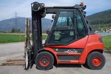Used 2008 Linde H 50