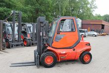 Used 1991 Linde H 45