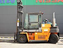 Used 2001 Kalmar GCD