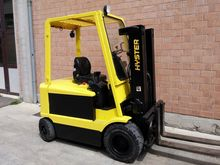 Used 1996 Hyster J2.