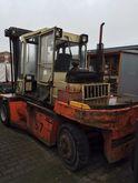 Used 1985 Kalmar DB