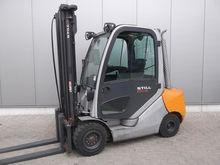 Used 2010 STILL RX 7