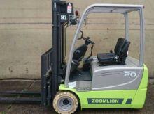 2016 Zoomlion FE 20 Triplex 480