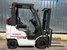 Used 2013 Nissan P1F