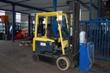 Used 2002 Hyster H 3
