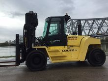 Used 2010 Hyster H16