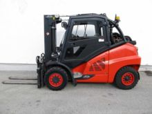 2015 Linde H50T/394 Container E