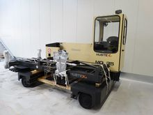 Used 2008 Hubtex MQ3