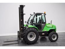Used 2005 Manitou M