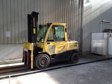 2011 Hyster H4.5FT6