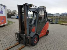 2008 Linde H30T Containerfähig