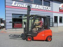2008 Linde H20T Side shift
