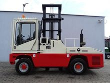 2008 Fantuzzi SF60U mit Travers