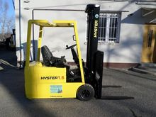 2000 Hyster J1.60XMT