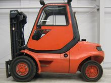 Used 2001 Linde H45D