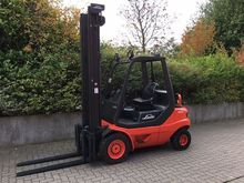Used 2001 Linde H30D
