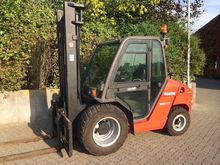 Used 2008 Manitou MS
