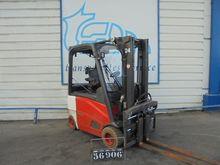 2011 Linde E20PH-01