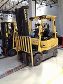 Used 2009 Hyster H2.