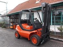 Used 1996 Linde H40D