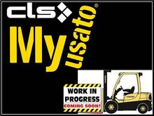 Used 2014 Hyster H3.