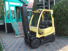 Used 2007 Hyster H1,