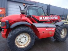 2001 Manitou MLT 526 T