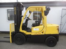 Used 2010 Hyster H4.