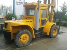 Used Hyster - in Mas