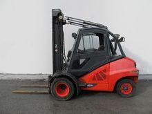 2012 Linde H50D600/394 EE