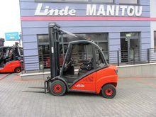 2010 Linde H35D Side shift