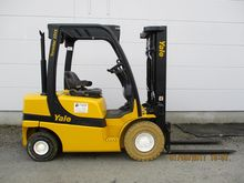Used 2007 Yale GDP25
