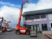 2004 Manitou MRT 2150 With a ba
