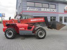 Used 2005 Manitou ML