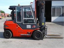 2008 Dan Truck 8445DG
