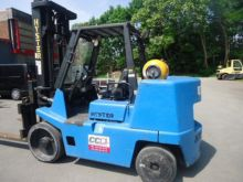 1990 Hyster S 7.00 XL