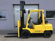 1994 Hyster H3.00XM
