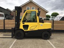 2007 Hyster h 5.50 ft
