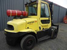 2010 Hyster H 7.0 FT