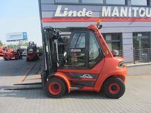 2006 Linde H60D Side shift