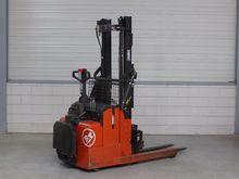 2008 BT RWE 120 reachmast 2W335