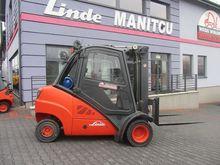 2007 Linde H35T TRIPLEX Side sh