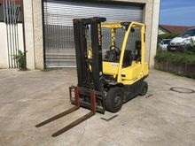 2010 Hyster 2.5 FT