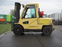 Used 2001 Hyster H 5